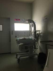 Geburtsstation im Krankenhaus